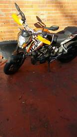 2012 ktm duke quick sale offers accepted!!!