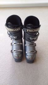 Grey/Silver Head Edge 8.7 , 314/27.5 Ski Boots