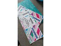 2x Friday Wireless Tickets £130