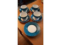 "Vintage ""Royal Imperial"" bone china tea set"