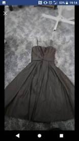 Prom dress/ gothic dress