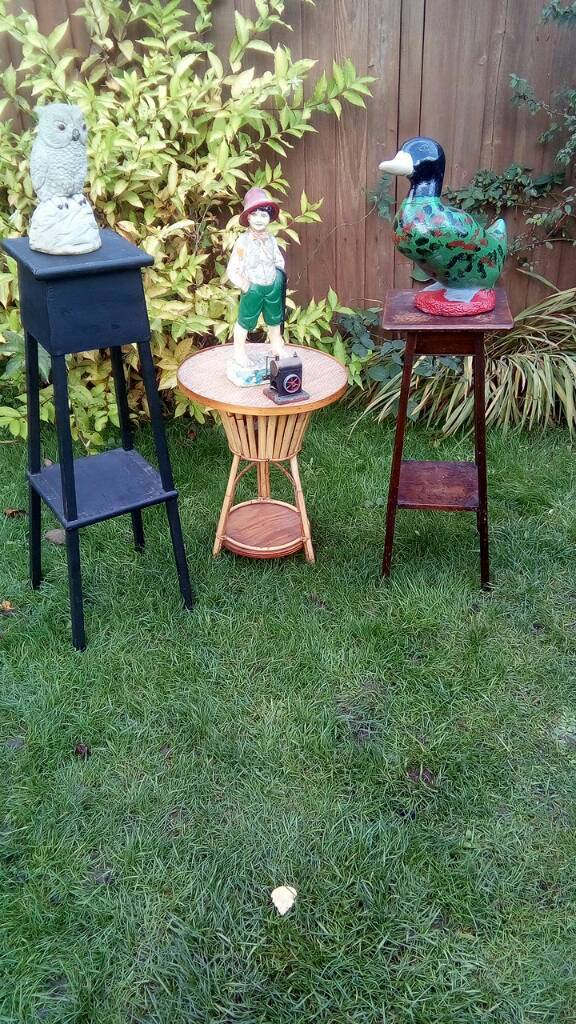 3 interesting items of furniture from Mum's house