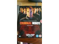 Criminal Minds - Season 1-8 Complete Box Set's