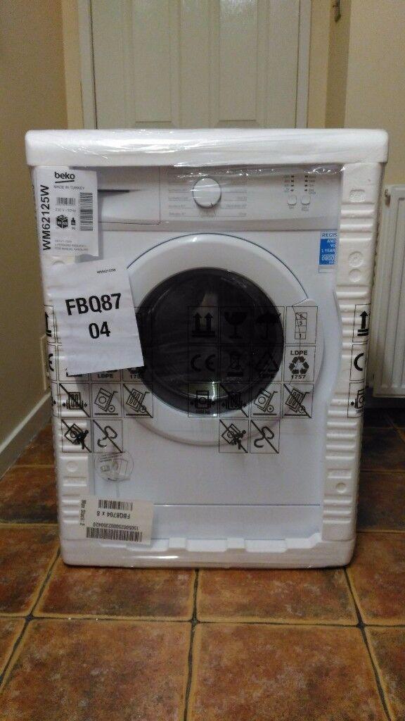 Brand New Beko Washing Machine