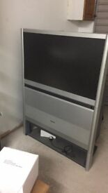 Rear projection Toshiba Television