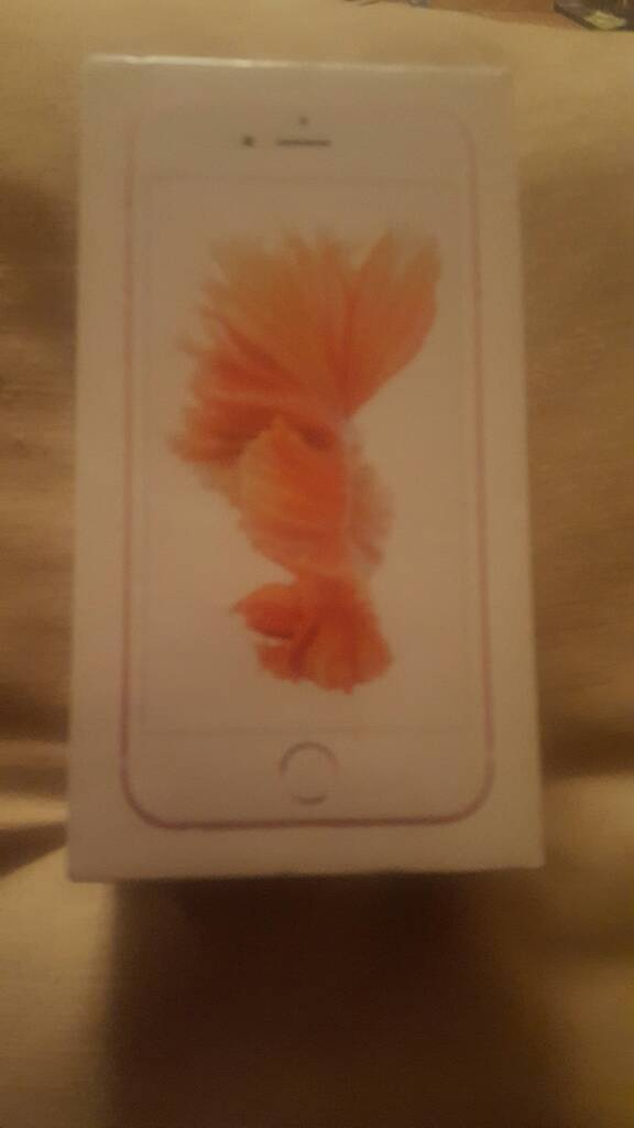 IPhone 6s new in wrapperin Brighton, East SussexGumtree - IPhone 6s rose gold. 32gb. Vodafone. Still in wrapper. Please only text or email no phone calls please