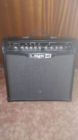 Line 6 Spider IV 30 amp (with LBV2 foot switch worth £30) (immaculate, never gigged)