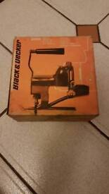 Black and Decker Jigsaw attachment