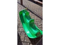 Kids Garden SeeSaw Toy - rocking crocodile
