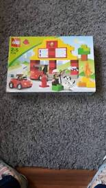 Lego Duplo 6138 fire station