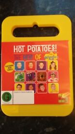 Wiggles DVD- Hot Potatoes The Best of the Wiggles-BRAND NEW
