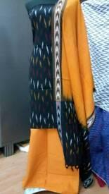 Ikkat dresses