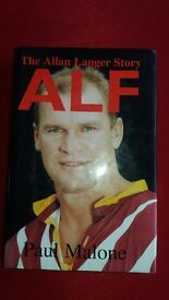 Rugby League Legend The Allan Langer Story ALF