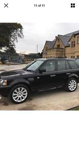 Range Rover sport 3.6 diesel ,34,000 miles