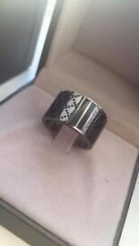 Men's brand new Gucci Ring (Size 26, Small)