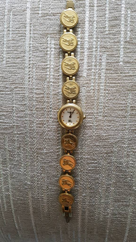 Ladies Burberry watch