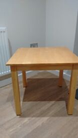 Coffee table 60 x60 x55cm