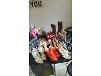 Selection of River Island, Dune, New Look Shoes