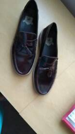 Mens Lambretta loafers size 8