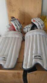 boys cricket equipment £15