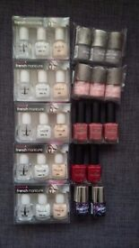 Wholesale Make Up Joblot Nails and French Manicure Kits