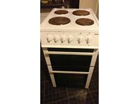 Beko BD533AW Freestanding Electric Cooker
