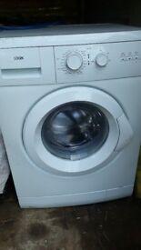 Logic washing machine