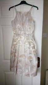 Size 8 dress for sale. Perfect for a wedding