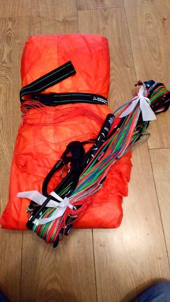 lightwind kitesurf/power kite HQ Matrixx 2