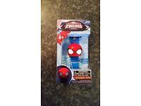 marvel spider man watch