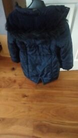 Girls coats age 8/9 & 9/10 both in great condition