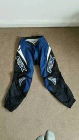 Fox motorcycle trousers