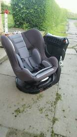 Swivel-car-seat