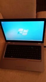 hp G62-130SL i3- m330 screen 15.6inch 4gb ram 320gb hdd webcam dvd-rw hdmii windows 7
