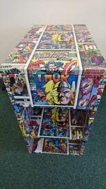 PC base unit cabinet/shelf and drawer unit - Marvel