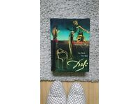 Dali art book