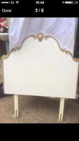 Vintage head board