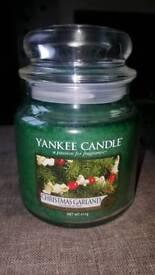 2 Medium Yankee Candles