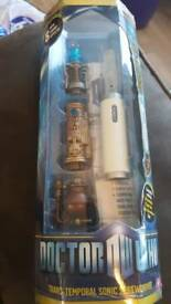 BNWT Doctor Who Sonic Screw Driver