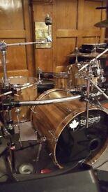 Tee Drum kit custom built