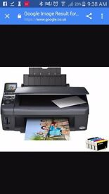 Epson stylus dx4800 scanner printer