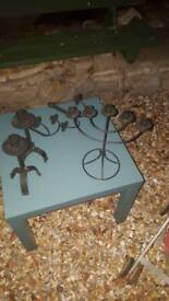 Table & wall candle displays