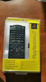 Playstation 2 Dvd remote control