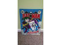 DC Comics Batman/Joker canvas 60cm x 80cmx 3cm