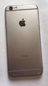 iPhone 6, faulty screen