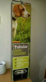 Dog guard adjustable