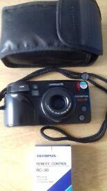 Olympus superzoom 110 camera