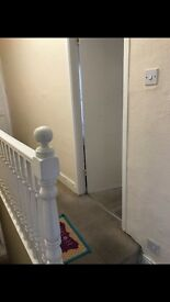 One double room Available £300 pm