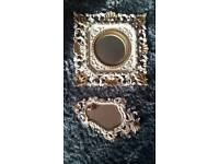 Italian Mirrors x 2