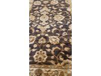 Blue Persian Ground machine woven ZIEGLER Carpet/Rug